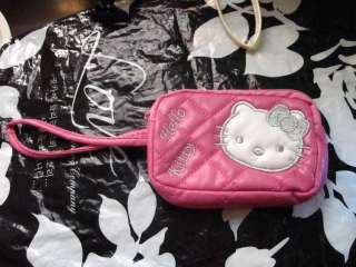 5pcs HELLO KITTY cell phone case purse coin bags wallet