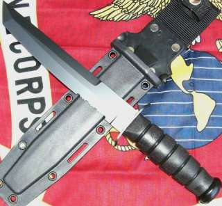 knife marine corp us mc army ninja samurai tanto sword