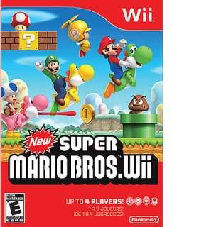 New Super Mario Bros. Wii for Nintendo Wii   Nintendo