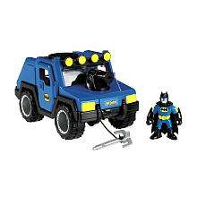 Fisher Price Imaginext Gotham City Vehicle   Batman with ATV   Fisher