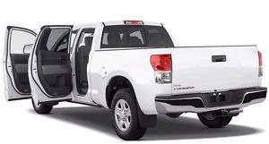 MTX Toyota Tundra Double Cab Unloaded 10 Sub Box