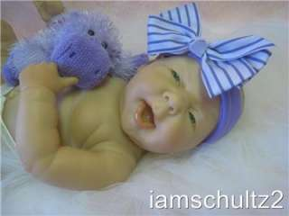 Special Berenguer Yawning Anatomical Newborn Baby Doll ~Reborn/Play