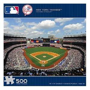 New York Yankees Yankee Stadium 500 Piece Puzzle