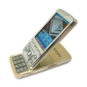 Tri Band Dual SIM Card Dual Standby FM TV  MP4 Touch Screen Phone