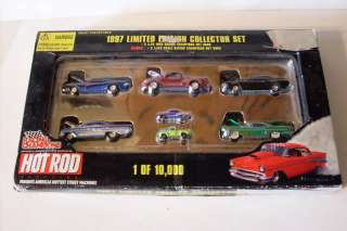 1997 RACING CHAMPIONS HOT ROD L.E. COLLECTOR SET