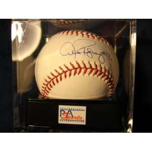 Alex Rodriguez Signed Baseball Graded Psa/dna 9.5 Mint+   Autographed
