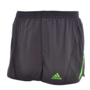 Adidas Mens Supernova Running Shorts   Black   V31840