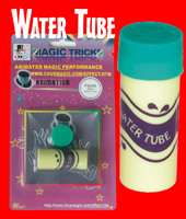 LIQUID WATER TUBE Pea Can Joke Magic Trick Toy Switch