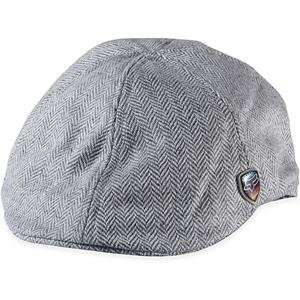 Fox Racing Newsboy Cap   Large/X Large/Grey Automotive