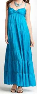 NWT Ann Taylor Silk Maxi Dress $168