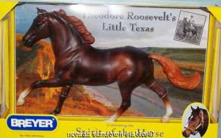Breyer Model Horses of History Teddy Roosevelts Little Texas