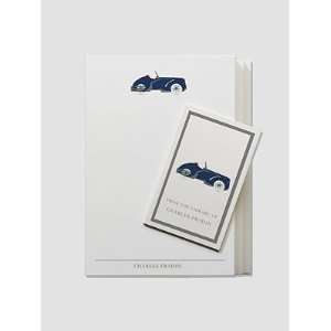 Charles Fradin Home Personalized Note Pad and Bookplate