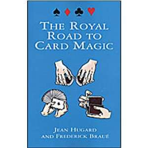 Royal Road to Card Magic (Book) Toys & Games