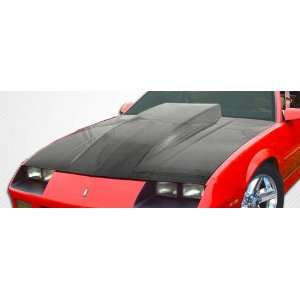 1982 1992 Chevrolet Camaro Carbon Creations Xtreme Hood
