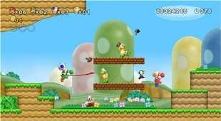 New Super Mario Bros. Wii  Games