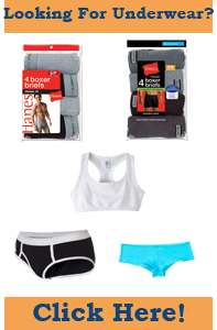 Hanes Mens Boxer Briefs Asst 4 Pair 2349C4 U PICK SIZE