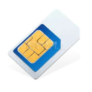 MICRO SIM CARD ADAPTER CONVERTER FOR iPHONE 4 iPAD