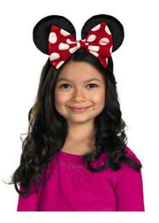 Girls Disneys Minnie Mouse Ears Boutique Disney Costume at Wholesale