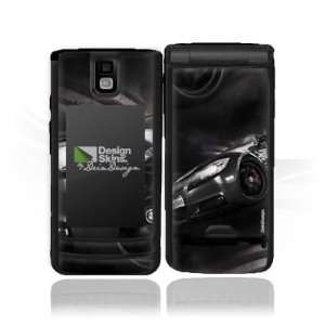 Design Skins for Nokia 6650   BMW 3 series tunnel Design
