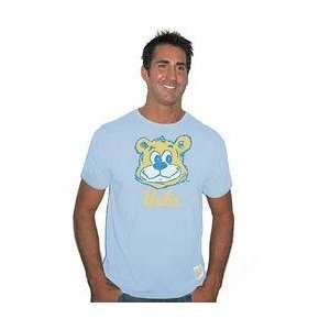 The Original Retro Brand UCLA Bruins S/S Crew Tee   UCLA Bruins Light