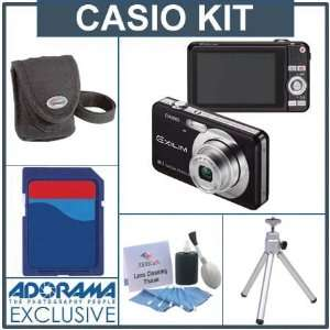 Card, Table Top Tripod, Camera Case, Professional Lens Cleaning Kit