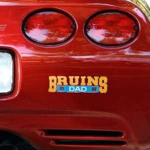 NCAA UCLA Bruins Dad Car Decal