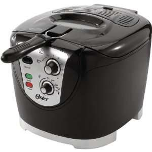 New   OSTER CKSTDFZM53 COOL TOUCH DEEP FRYER