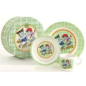 Works Babys First Plate Set   Lets Lunch