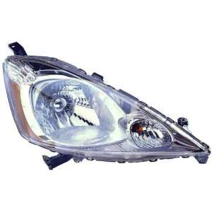 Honda Fit (Sport) Replacement Headlight Assembly   Passenger Side