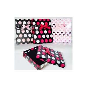 Polka Dot Gift Box 4.75 inches