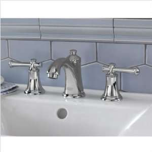 Faucet with Brass Spout Finish Oil Rubbed Bronze
