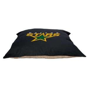 Dallas Stars 27x36 Plush Pet Dog Bed / Large Pillow
