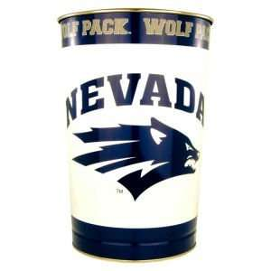 Nevada Wolf Pack Wincraft Trashcan