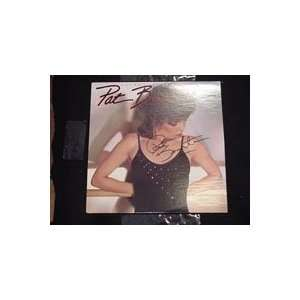 Benatar, Pat Crimes of Passion Autographed/Hand Signed