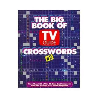 The Big Book of TV Guide Crosswords #2, TV Guide