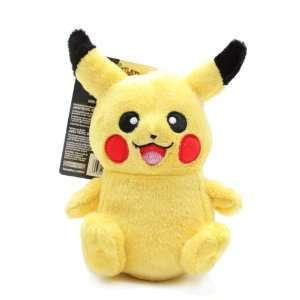 6 Pokemon Pikachu Soft Plush Doll Toy Jakks Toys & Games