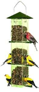 Perky Pet® Evenseed Silo Wild Bird Feeder Model 110