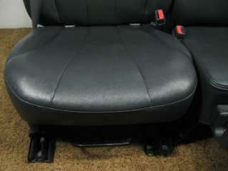 GM Silverado SIERRA REPLACEMENT SEATS w/ Jump Seat 2002 2003 2004 2005