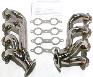 OBX Exhaust Header 03 05 06 GMC SIERRA 1500 HD 2WD 4WD