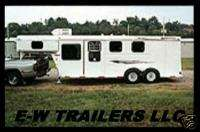 NEW 2012  THREE HORSE SLANT VAN   HORSE/CATTLE TRAILER